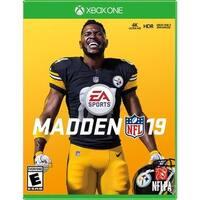 Mecca-Electronic Arts 37175EA Madden NFL 19 XB1 Football Video Games