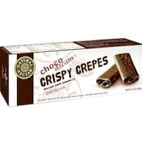 Natural Nectar - Crispy Crepes Belgian Dark Chocolate ( 8 - 3.5 OZ)