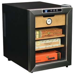 NewAir CC-100 Cigar Cooler - Black
