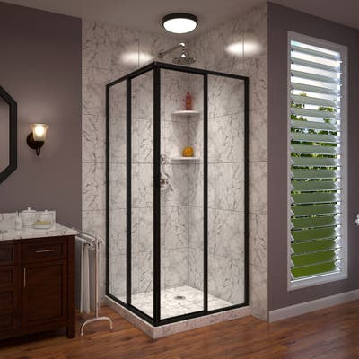 DreamLine Cornerview Shower Door   Item# 12116