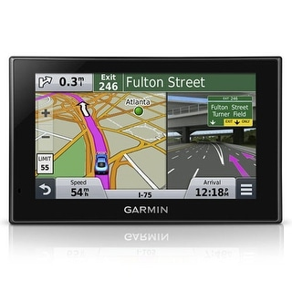 Garmin 2539LMT GPS Vehicle Navigation System w/ Free Lifetime Maps & Traffic Updates