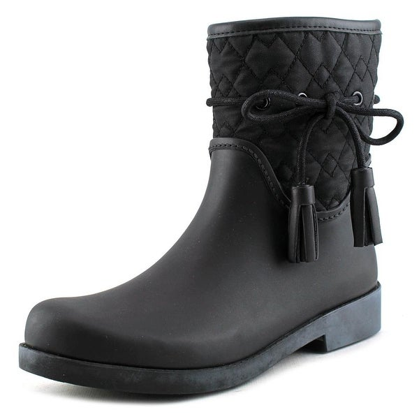 Jessica Simpson Racyn Women Black Snow Boots