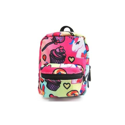 Kid Girl Cute Coin Purse Handbag Zip Wallet Pouch Favor Gift Mini Backpack Phone