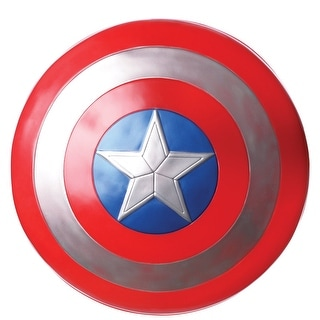 "Captain America 3 Captain America 24"" Costume Shield Adult One Size"
