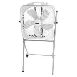 Air King 9701 Commercial Grade Roll-About Stand for Air King Model 9700 and 9723
