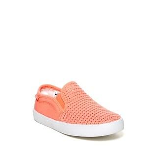 Carter's Girls TWEEN3 Fabric Low Top Slip On Fashion Sneaker - 9 youth