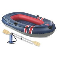 Sevylor Caravelle 300 3-Person Boat Combo 3-Person Boat Combo