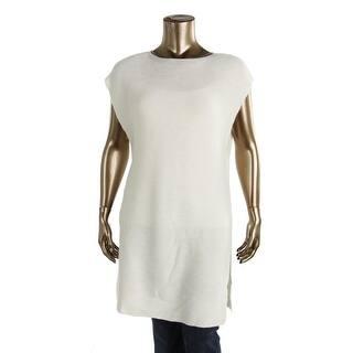 Studio M Womens Josette Pullover Sweater Wool Blend Side Slit|https://ak1.ostkcdn.com/images/products/is/images/direct/cc1bdf1d3a68afed74c78e2db0c7e19427cdceea/Studio-M-Womens-Josette-Wool-Blend-Side-Slit-Pullover-Sweater.jpg?impolicy=medium