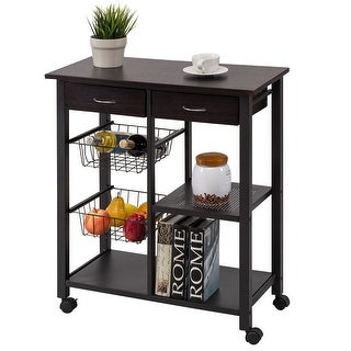 Kitchen Carts - Shop The Best Deals for Oct 2017 - Overstock.com