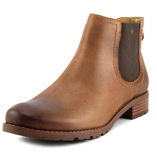 Sofft Whiskey   Round Toe Leather  Oxford