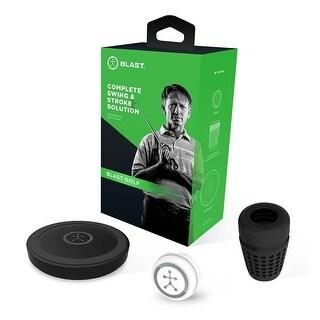Blast Motion Golf Swing and Stroke Analyzer Motion Capture Sensor