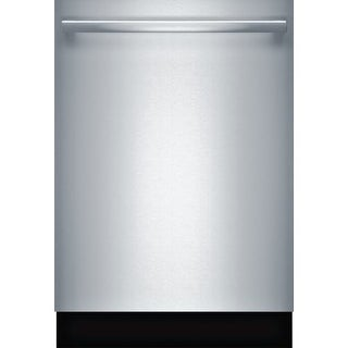 Bosch SHXM98W75N 24 Inch Wide 16 Place Setting Energy Star Certified Built-In Dishwasher with Aquastop - STAINLESS STEEL