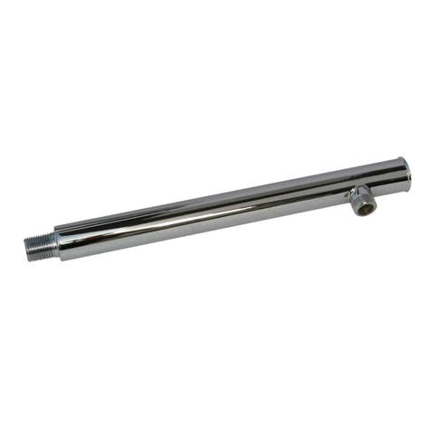 Shower Part Chrome Shower Arm Part Single Hole