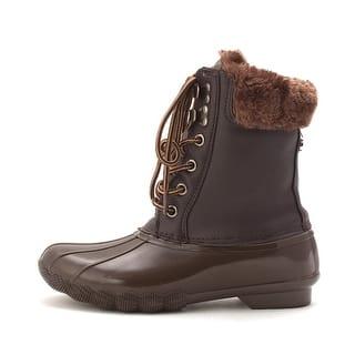 5dbec7e9c80 Buy Brown Steve Madden Women s Boots Online at Overstock