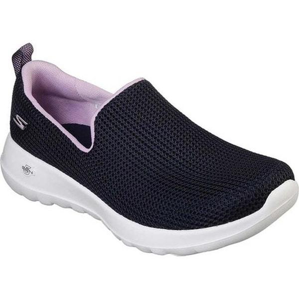 Walking Shoe Navy/Lavender
