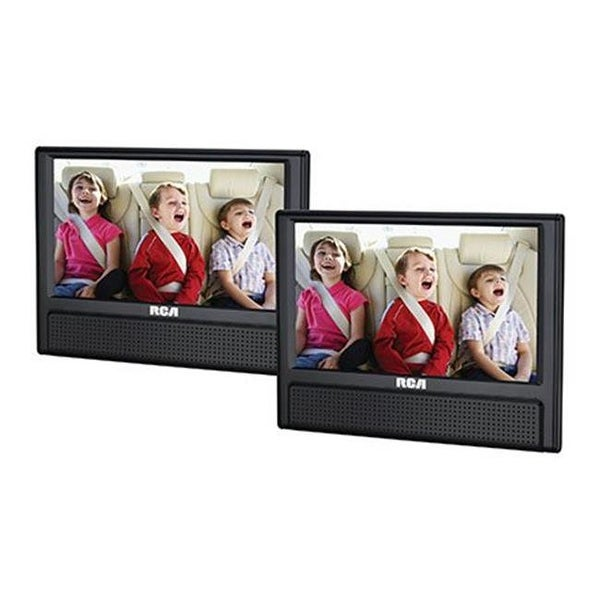 RCA DRC79982 9 in. Dual Screen Mobile DVD Player