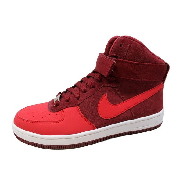 Nike Women's Air Force 1 Ultra Force Mid Gym Red/Gym Red 654851-601 Size 7.5