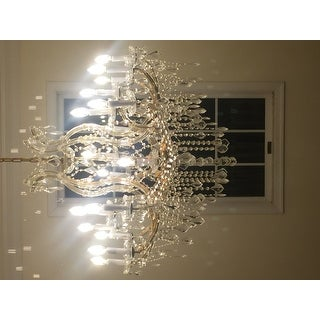Maria Theresa Crystal Chandelier Lighting Fixture Light Lamp Pendant
