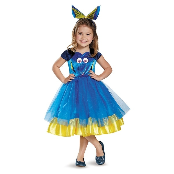 Toddler Deluxe Finding Dory Tutu Costume