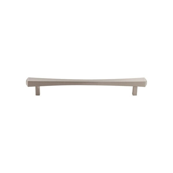 """Top Knobs TK815 Juliet 7-9/16"""" Center to Center Bar Cabinet Pull from the Serene Series"""