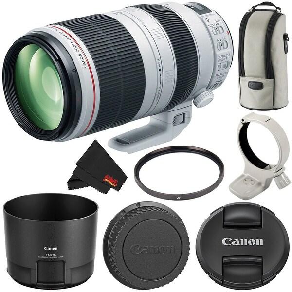Canon EF 100-400mm f/4.5-5.6L IS II USM Lens (Intl Model)