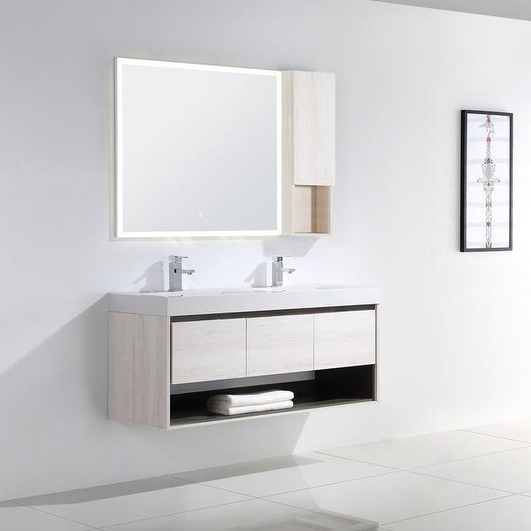 "Laila 48"" Double Bathroom Vanity Set. Opens flyout."