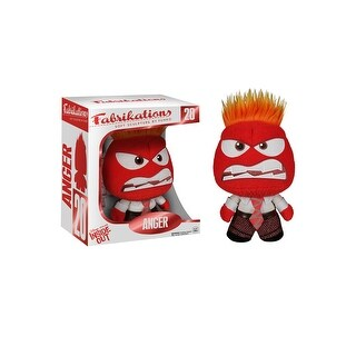 Inside Out Anger Fabrikations Soft Sculpt Figure