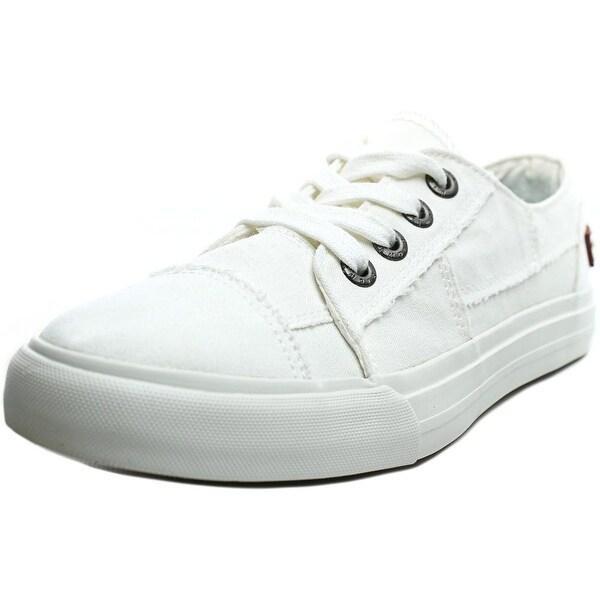 Blowfish Mercado Women Canvas White Fashion Sneakers