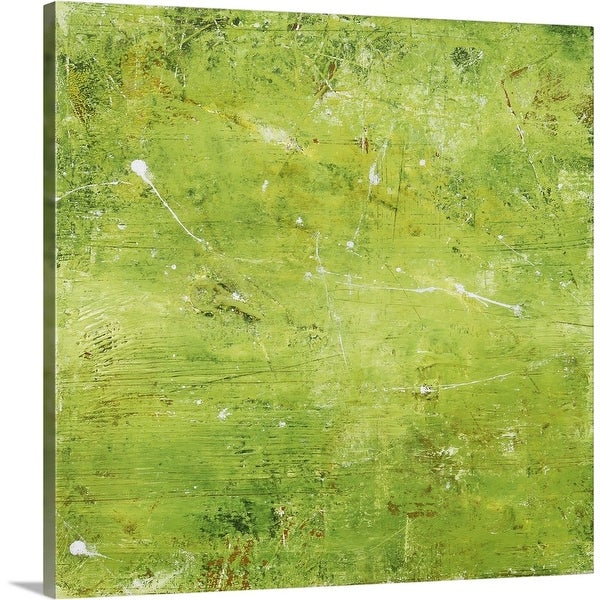 """""""Green Mile"""" Canvas Wall Art"""