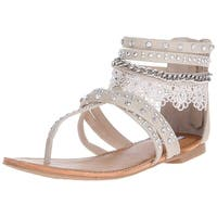 Not Rated Women's Willow Dress Sandal - 6