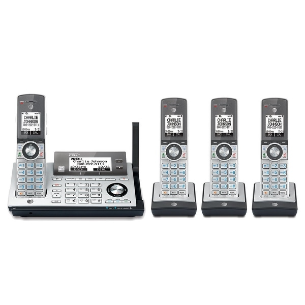 At&T Clp99486 Single Line Answering System With Dual Caller Id/Call Waiting