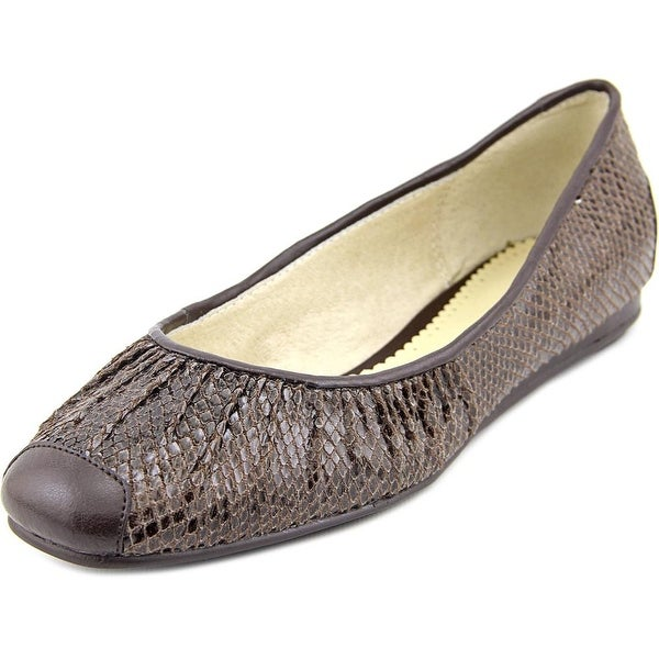 Chinese Laundry Harper Square Toe Canvas Flats