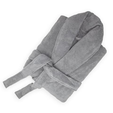 Trident Finesse Cotton 360 GSM Shawl Collar Bathrobe Dressing Gown