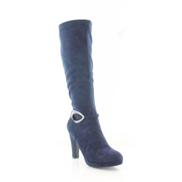 IMPO Oriel Women's Boots Midnight Blue - 8.5