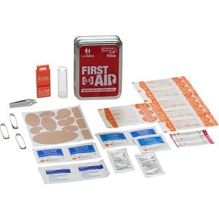 """Adventure Medical Kits Adventure First Aid 0.5oz Tin Adventure First Aid 0.5oz Tin"""