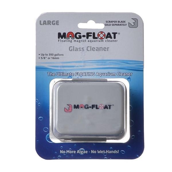 Large Cleaning & Maintenance Fish & Aquariums Mag-float Floating Glass Aquarium Cleaner
