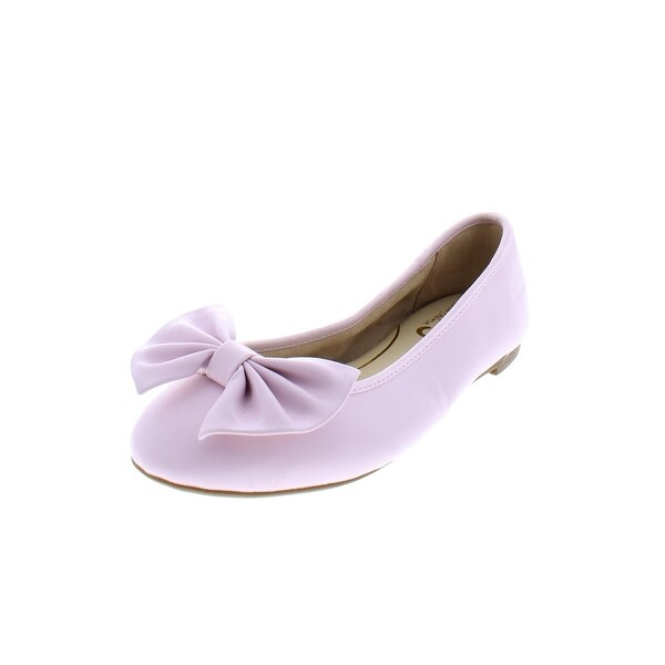 e415f9ee6 Circus by Sam Edelman Womens Ciera Ballet Flats Padded Insole Faux Leather