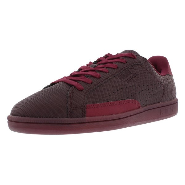 Puma Match Emboss Leather Men's Shoes