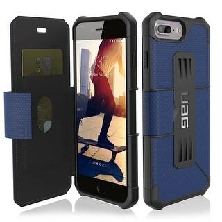 URBAN ARMOR GEAR - Metropolis Case for iPhone 7/6s/6 Plus in Cobalt Blue