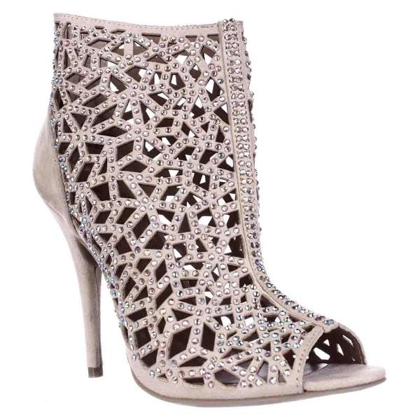 d317be4cf15d Shop ZiGi Soho Drift Caged Rhinestone Evening Sandals