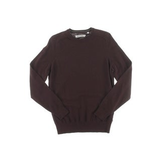 Ben Sherman Mens Pullover Sweater Long Sleeve Solid (3 options available)