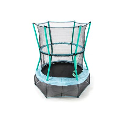 """Skywalker Trampolines 48"""" Round Classic Mini Bouncer with Enclosure"""