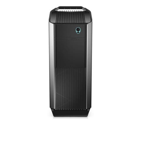 Dell AWAUR7-7883SLV-PUS Alienware Gaming PC Desktop Aurora R7 - 8th Gen Intel Core, 16GB DDR4 Memory, 256GB SSD + 2TB Hard Drive