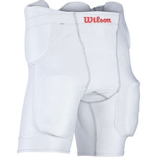 Wilson Youth Redi-Play Football Girdle - White|https://ak1.ostkcdn.com/images/products/is/images/direct/cc37e1177ee2025f7f9499afb379ccceecacaee2/Wilson-Youth-Redi-Play-Football-Girdle.jpg?impolicy=medium