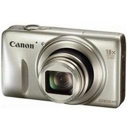 Canon PowerShot SX600 HS 16MP Digital Camera (Gold) - International Version