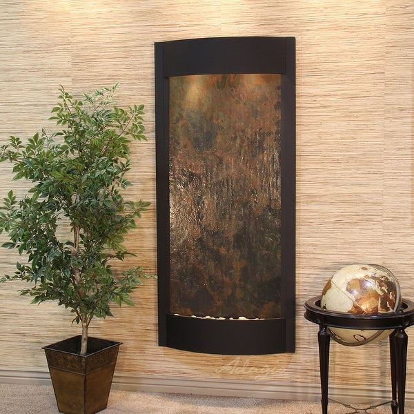 Pacifica Waters Fountain - Textured Black - Choose Options