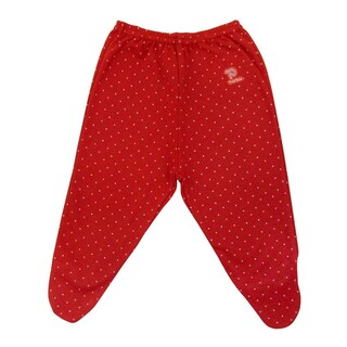 Baby Footed Pants Unisex Infant Trousers Pulla Bulla Sizes 0-18 Months (2 options available)