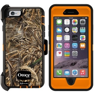 Seller Refubished - OtterBox Defender Series Drop Protection Case for iPhone 6/6s - Real Tree Xtra