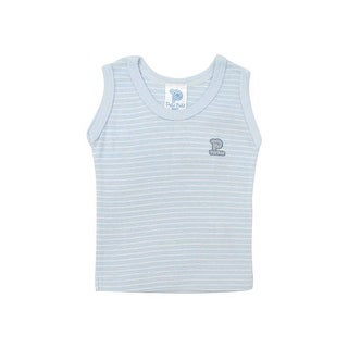 Baby Tank Top Unisex Infant Striped Shirt Pulla Bulla Sizes 0-18 Months (More options available)