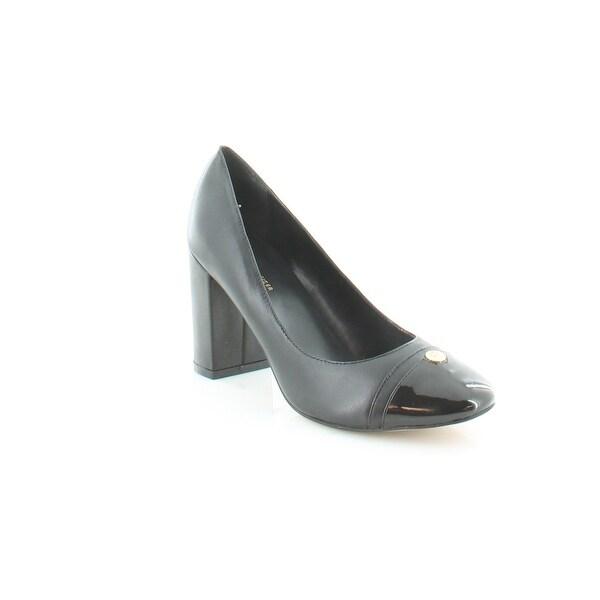 34c660457 Shop Tommy Hilfiger Deane Women s Heels Black - 8.5 - Free Shipping ...